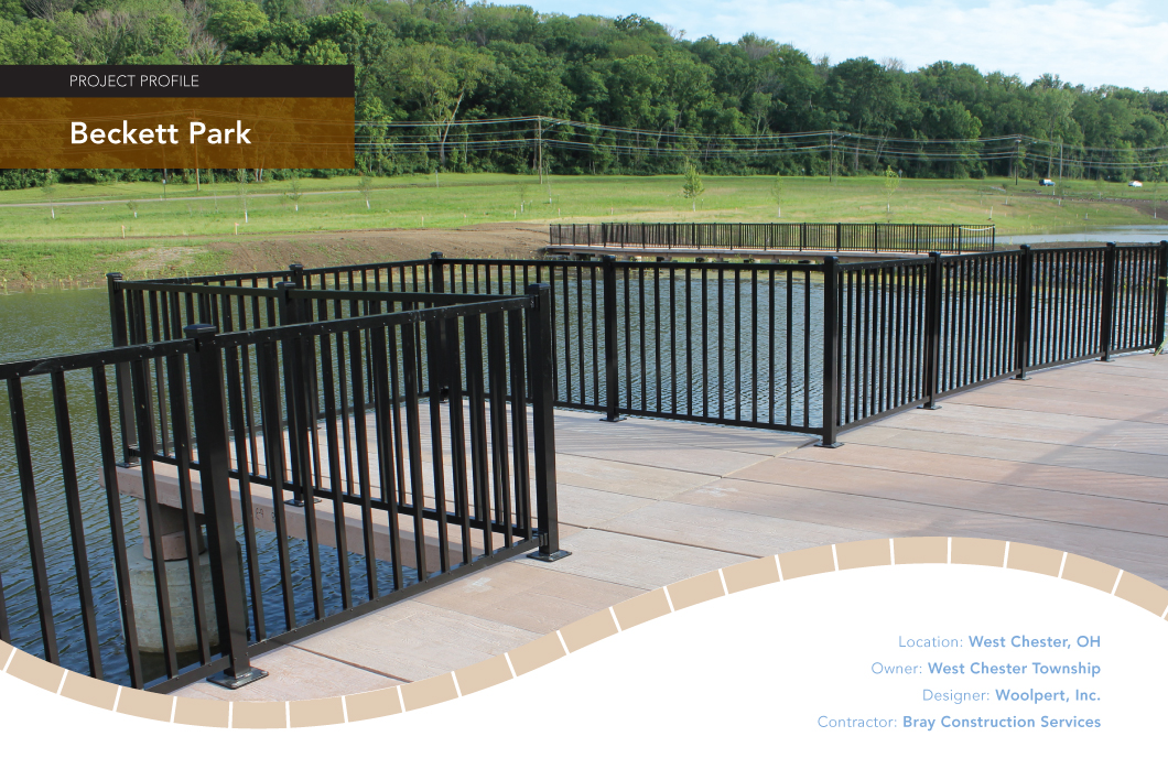 Beckett Park Wetland Boardwalk Design