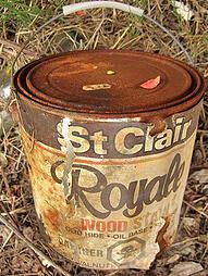 toxic stain sealant