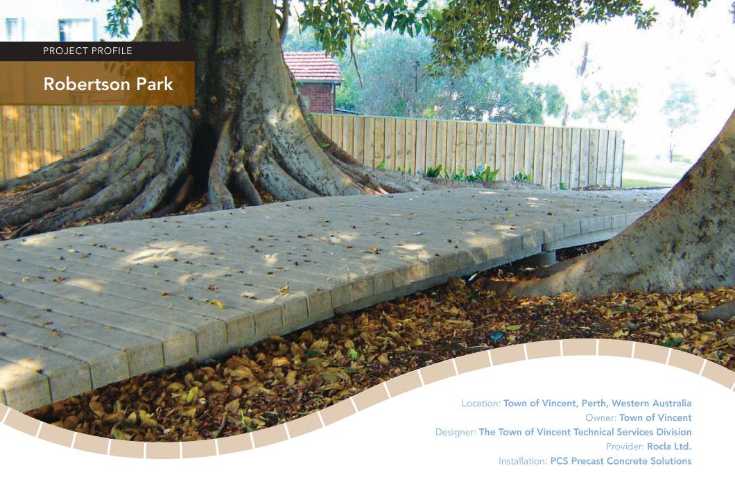 robertson park project profile