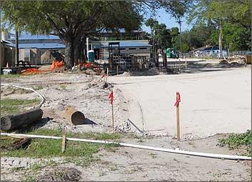 springhill permatrak boardwalk construction