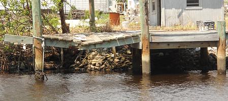timber fishing pier boardwalk everglades resized 600