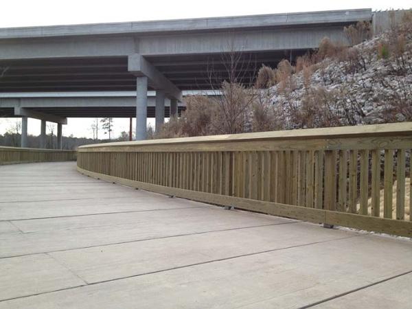 White Oak Greenway PermaTrak Boardwalk