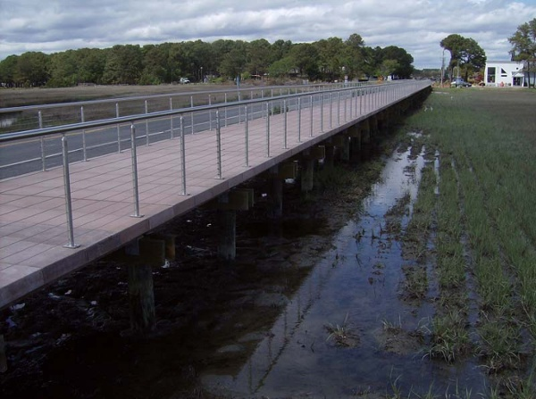 Multi-Use Path Boardwalk