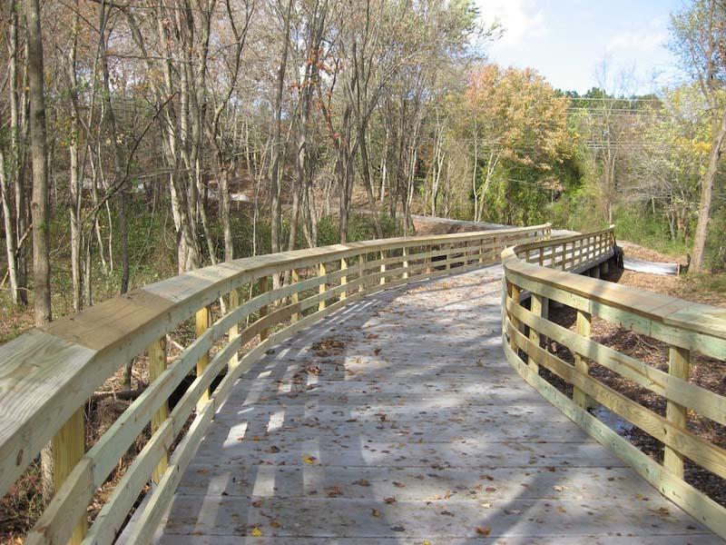 Glastonbury Multi Use Path Trail