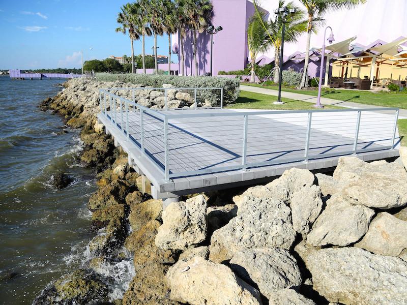Van Wezel Piers - Sarasota, FL