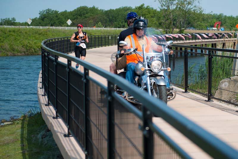 Wolf Lake Motorcycle