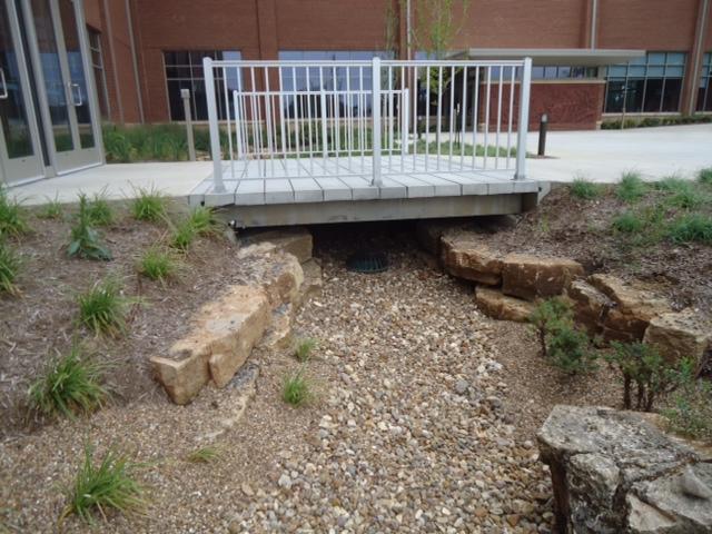 SE Missouri River Campus Crosswalk