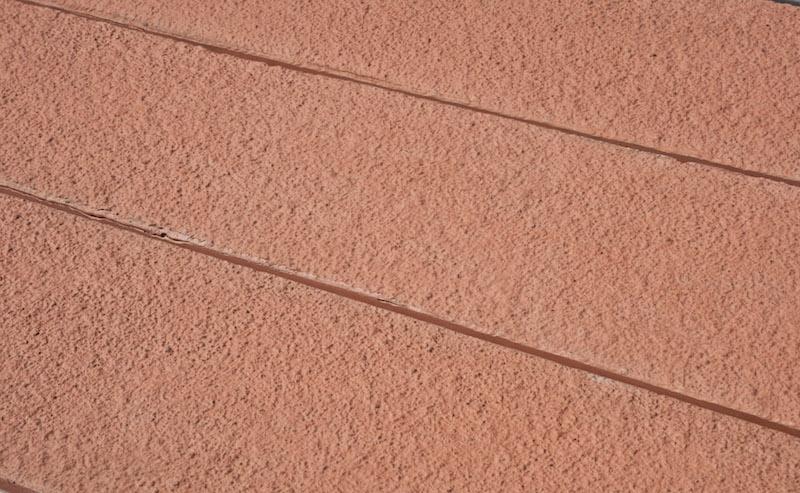 Sandblast Texture with Piedmont Clay