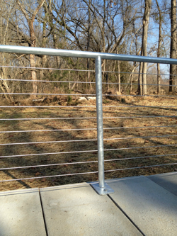 Galvanized Steel Railing   Transparent Style resized 600