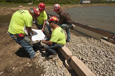 boardwalk construction detailed plans resized 600