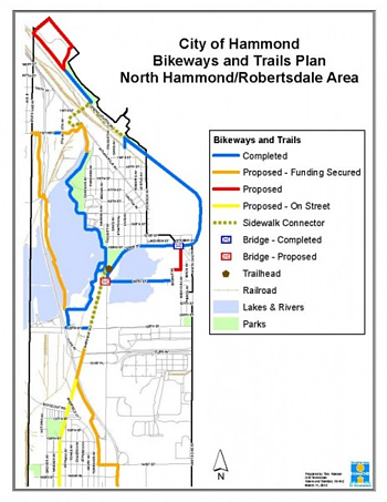 City of Hammond Bike Trail Map resized 600
