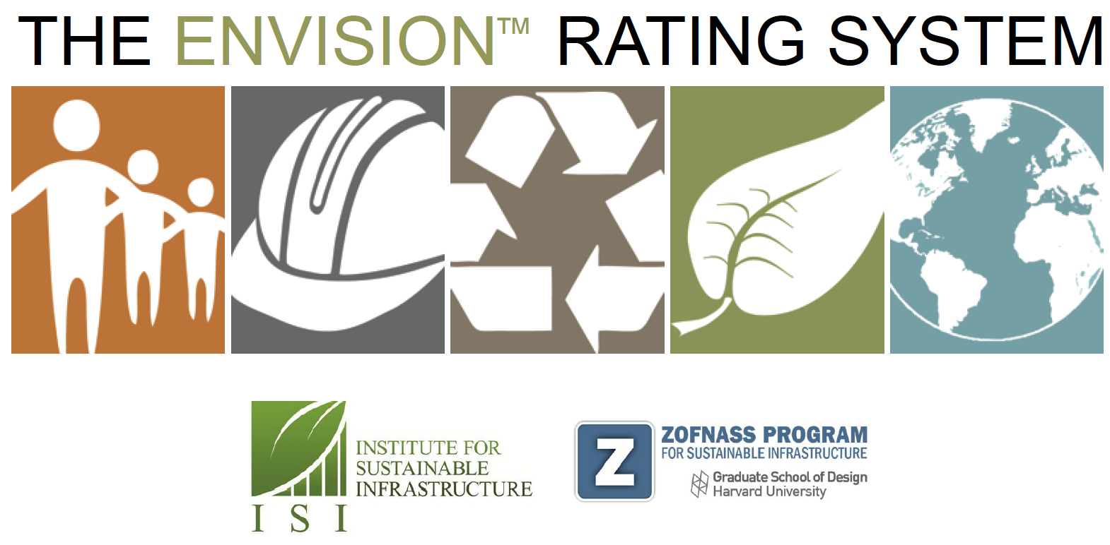Isi Envision Sustainable Infrastructure Rating System