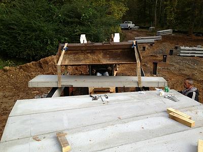 boardwalk construction equipment small