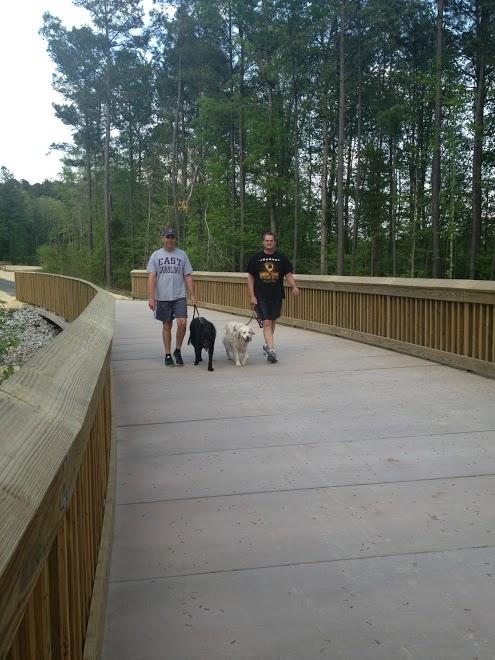 multi use path concrete