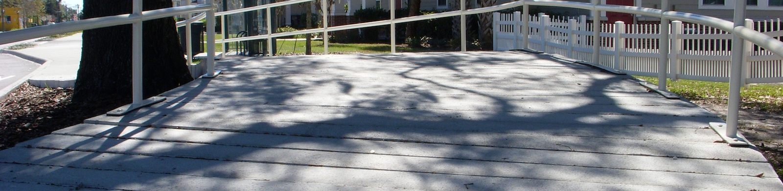 22nd Avenue Tampa FL boardwalk