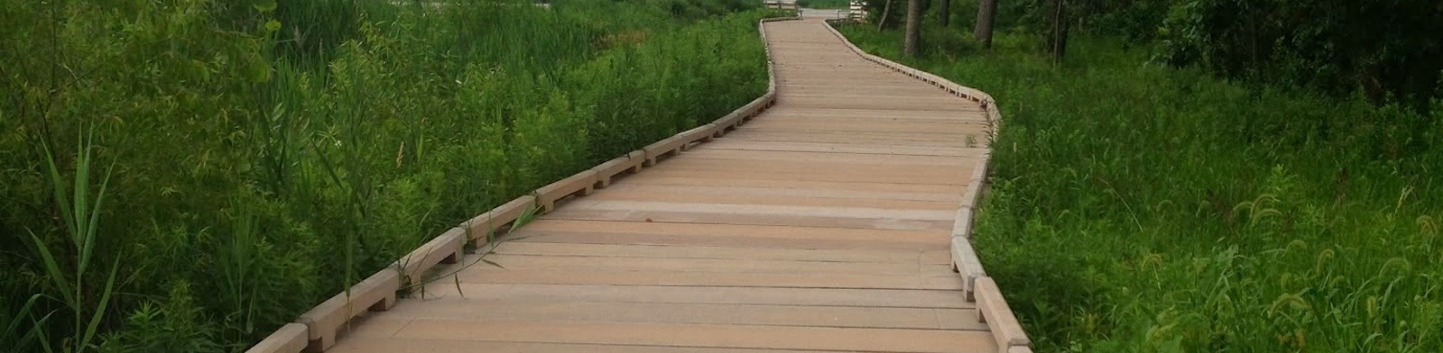 Northside Portage Business Park Permatrak boardwalk