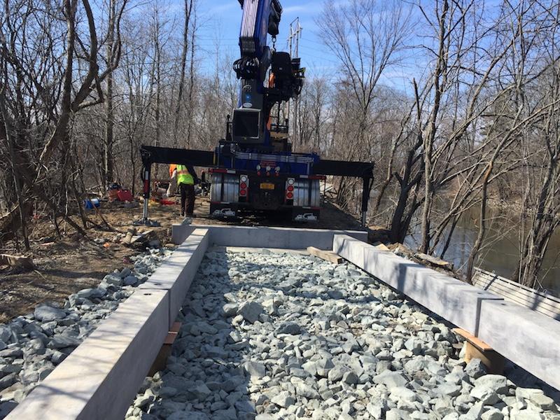 erie-canal-towpath-pedestrian-bridge-construction