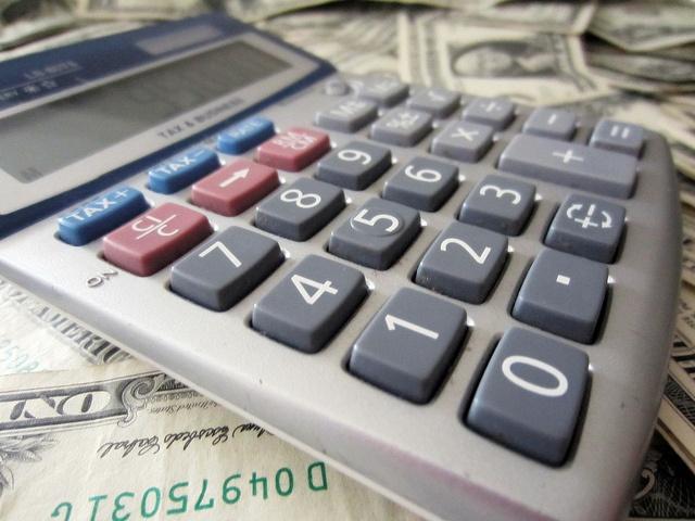 calculator cost estimate