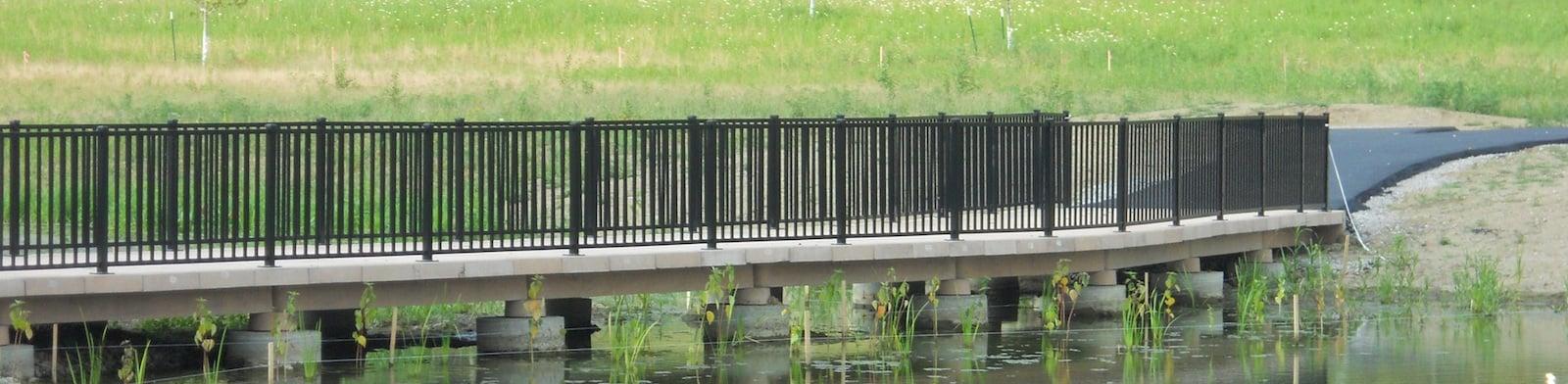 Beckett Park Boardwalk West Chester OH