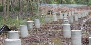 Permatrak-concrete-caisson-foundation