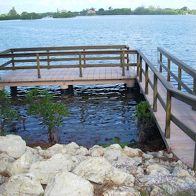 Osprey Harbor Observation Deck