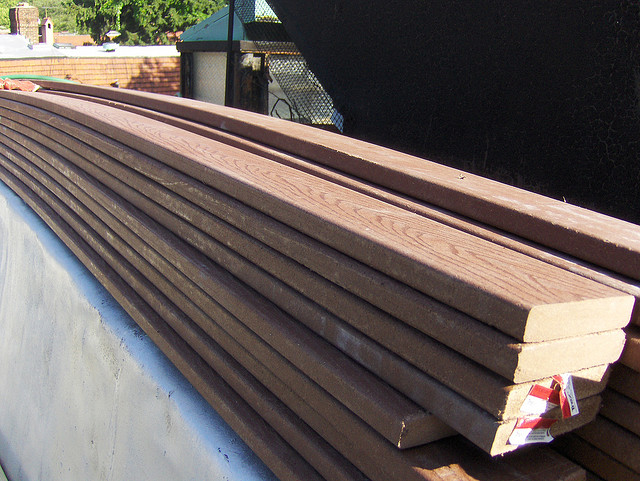 Trex Composite Decking Vs Permatrak Concrete Boardwalk