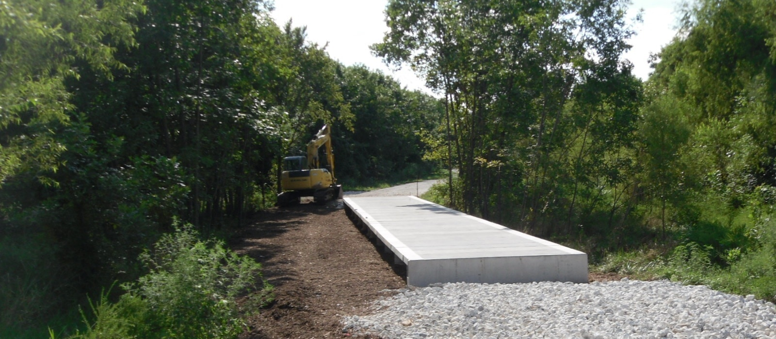 PermaTrak Wetland Boardwalks Installed at Clabber Creek Trail in Arkansas