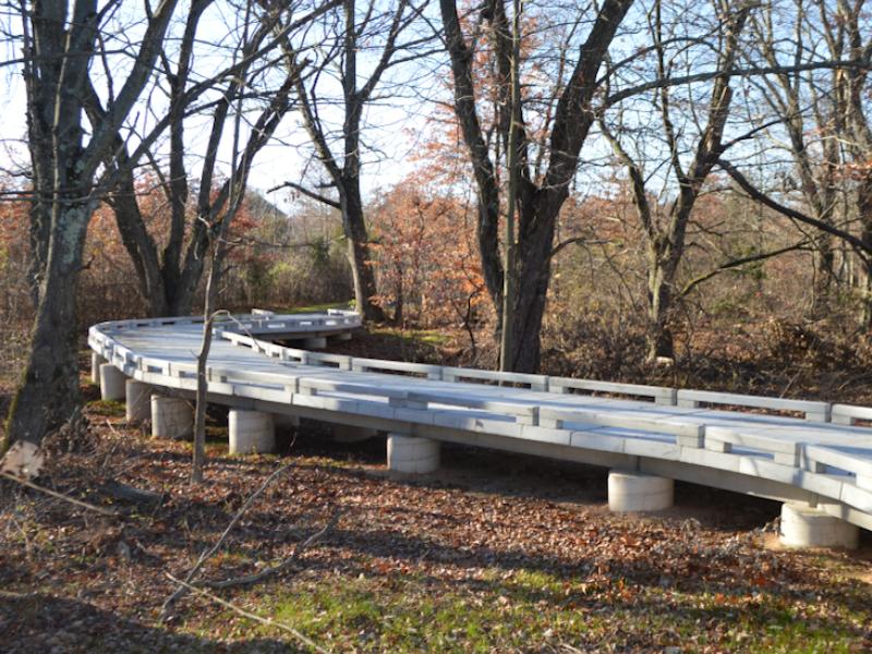 Whitpain Township Enhances Trail Network with Pedestrian Bridges
