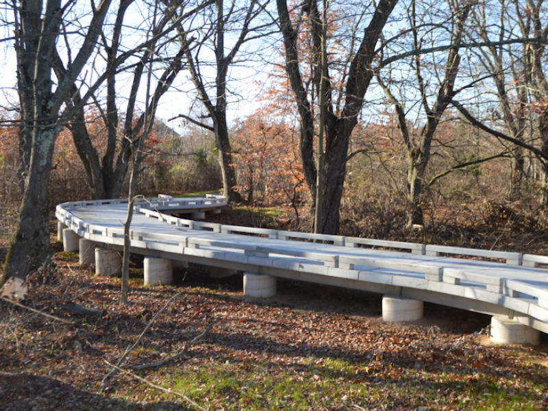 Whitpain Township Enhances Trail Network with Pedestrian Bridges
