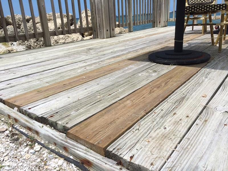 van wezel timber pier
