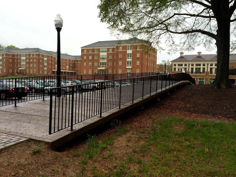 Farrell-Hall-Elevated-Walkway-Wake-Forest-University-featured-photo