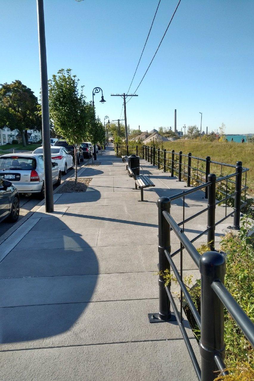 City of Sarnia Boardwalk