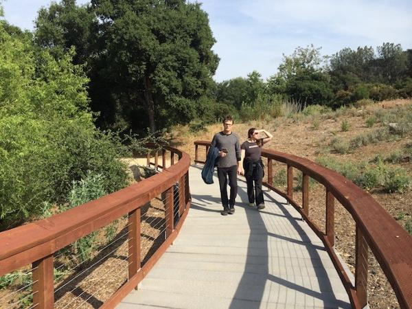 Descanso Gardens Boardwalk Permatrak