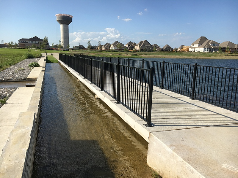 Pedestrian Bridge Design Phillips Creek Ranch